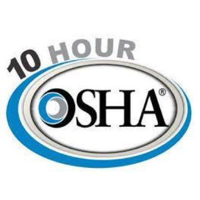 10 Hour OSHA